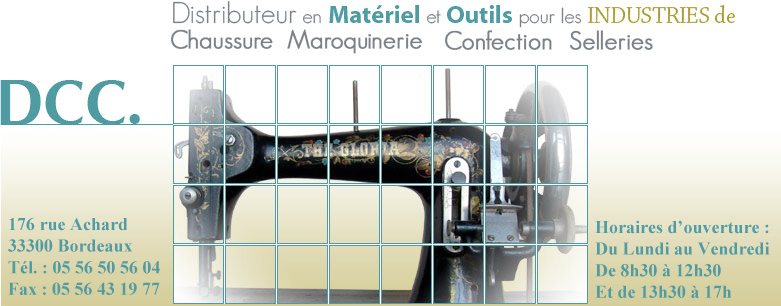 DCC-Outillage